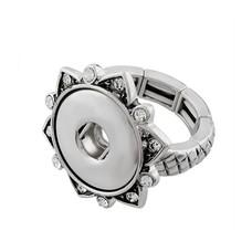 Clicks Sieraden Clicks ring elastisch