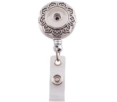 Clicks Sieraden Clicks jojo badgehouder voor clicks en chunks