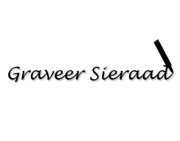 Graveer Sieraad