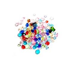Floating Charms Floating charm memory crystals
