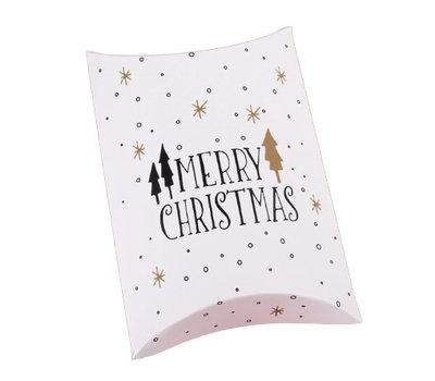 Cadeauverpakking Kerst - Merry Christmas