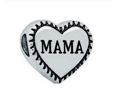 Bedels en Kralen Bedel mama hart