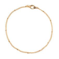 Armband Dots - goudkleurig