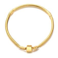 Armband voor Bedels Bedelarmband Goudkleurig