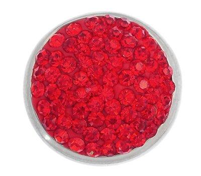 Clicks en Chunks | Click bling rood voor clicks sieraden