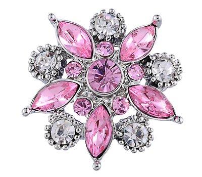 Clicks en Chunks | Click ster roze voor clicks sieraden
