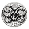 Clicks en Chunks | Click vlinder moeder dochter wit voor clicks sieraden