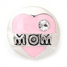Clicks en Chunks | Click mama roze