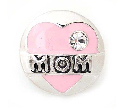 Clicks en Chunks | Click mama roze voor clicks sieraden