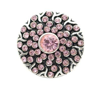 Clicks en Chunks | Click happy roze voor clicks sieraden