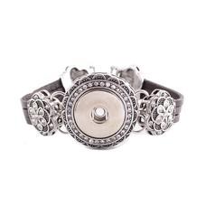 Clicks Sieraden Clicks armband beauty zilverkleurig