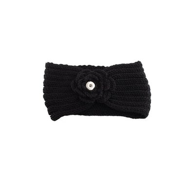 Clicks Sieraden Clicks haarband zwart