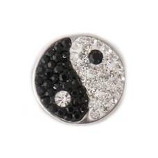 Clicks en Chunks | Click yin yang met crystals