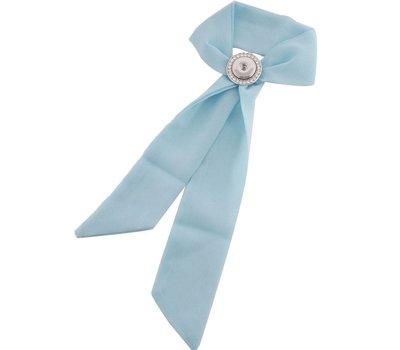 Clicks Sieraden Dames Foto Twilly Lint Sjaal blauw