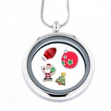 Complete Memory locket Memory locket Kerst