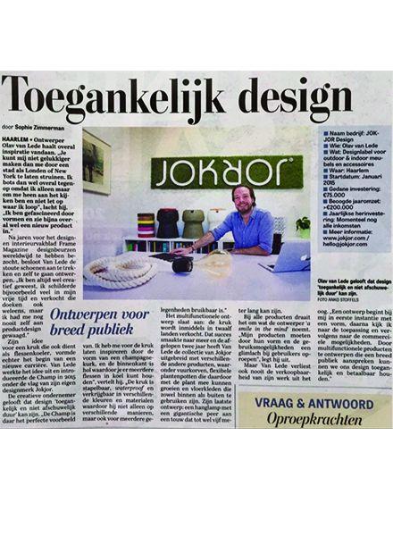 The Netherlands - De Telegraaf