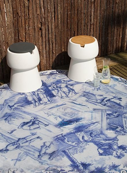 Impressies - Vloerkleed outdoor