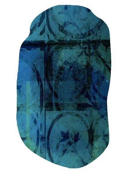 Tapit Bluez 120x190cm