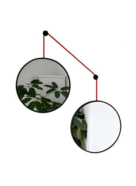 Mirror-set TWINS red