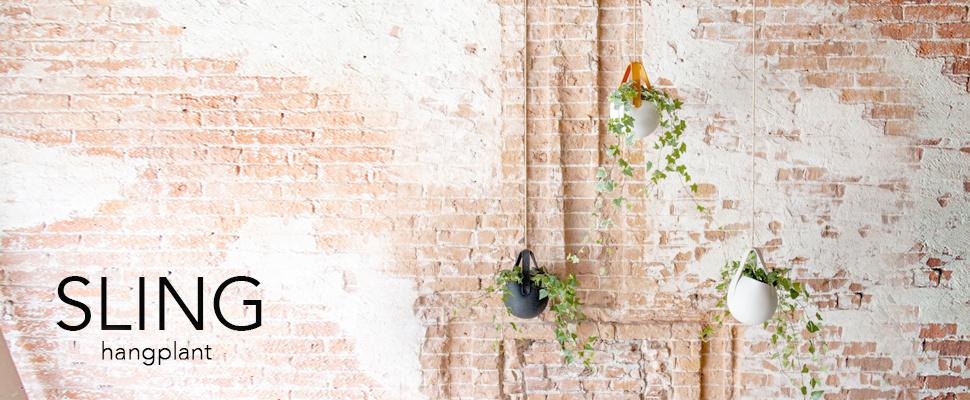 JOKJOR Sling hangende plantenbak