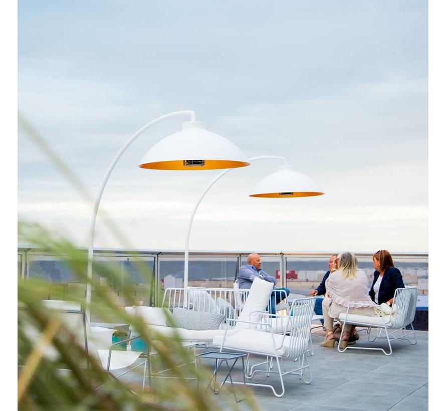 Heatsail Dome terrasverwarmer