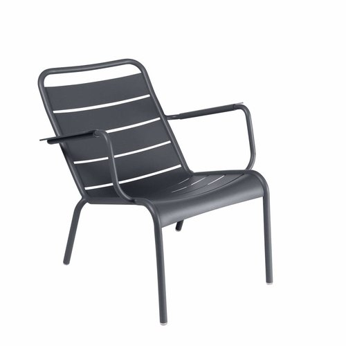 Fermob luxembourg low armchair
