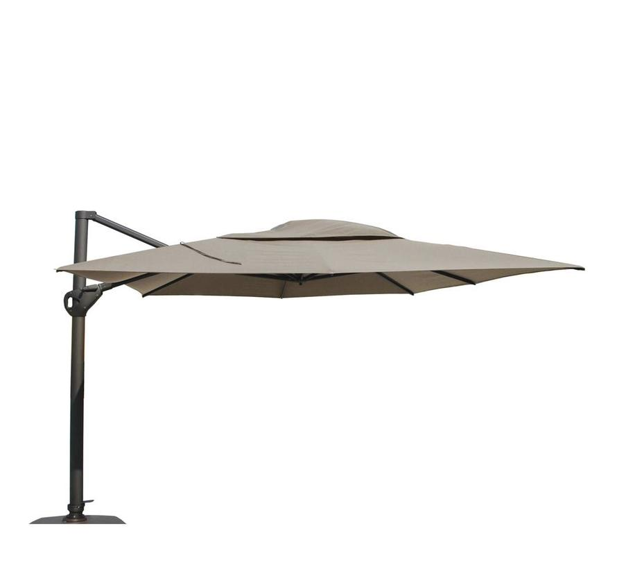4 Seasons Outdoor Hacienda Parasol 300x400cm