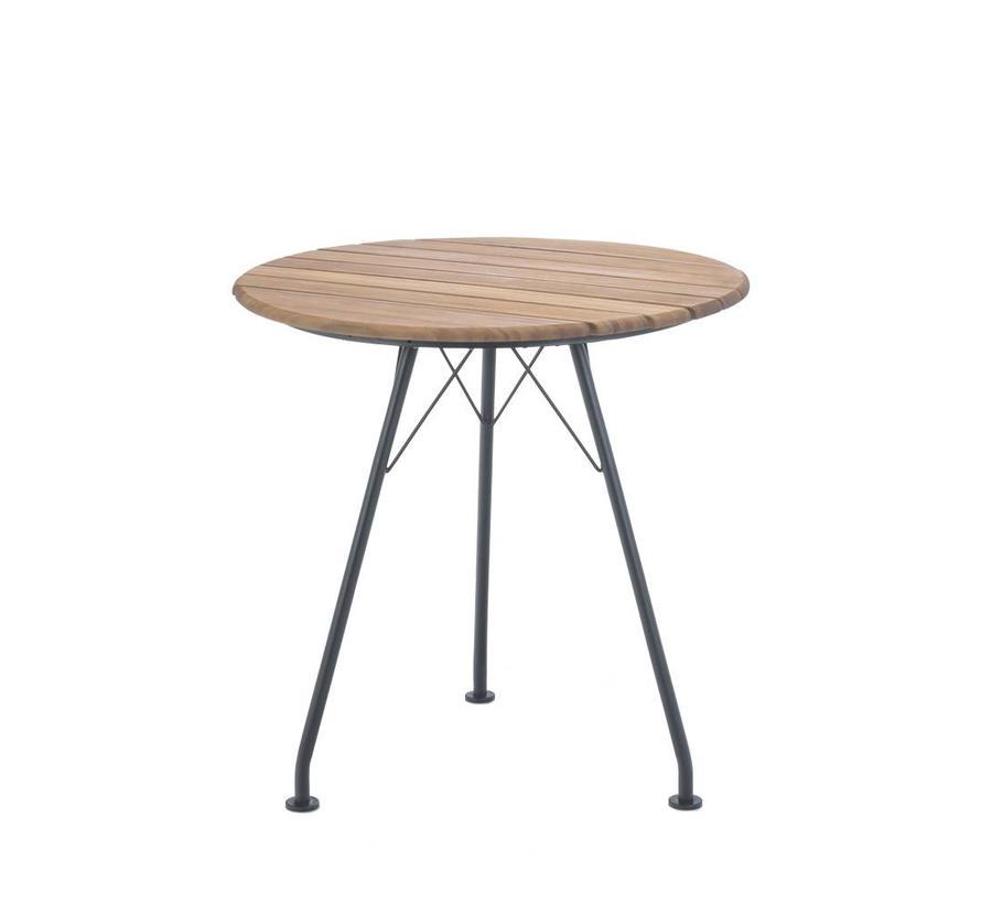 Houe Circum bistro tafel bamboe Ø74