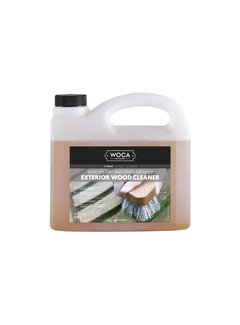 Woca exterior wood cleaner 2,5L