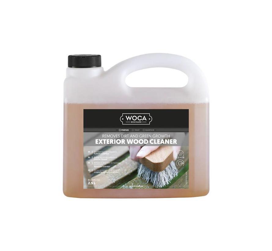 Woca exterior wood cleaner 2,5L