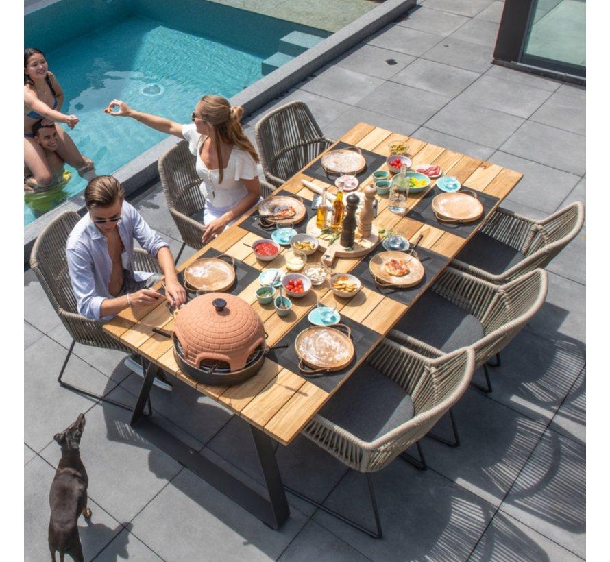 4 Seasons Outdoor Ramblas dining stoel