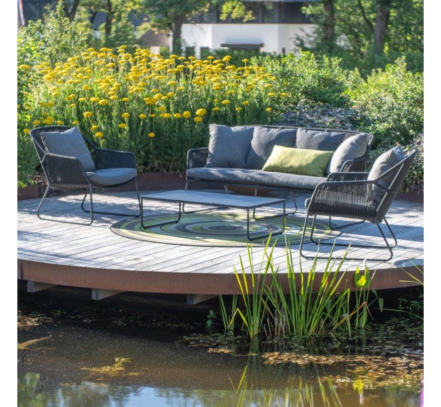 4 Seasons Outdoor Accor Lounge bank