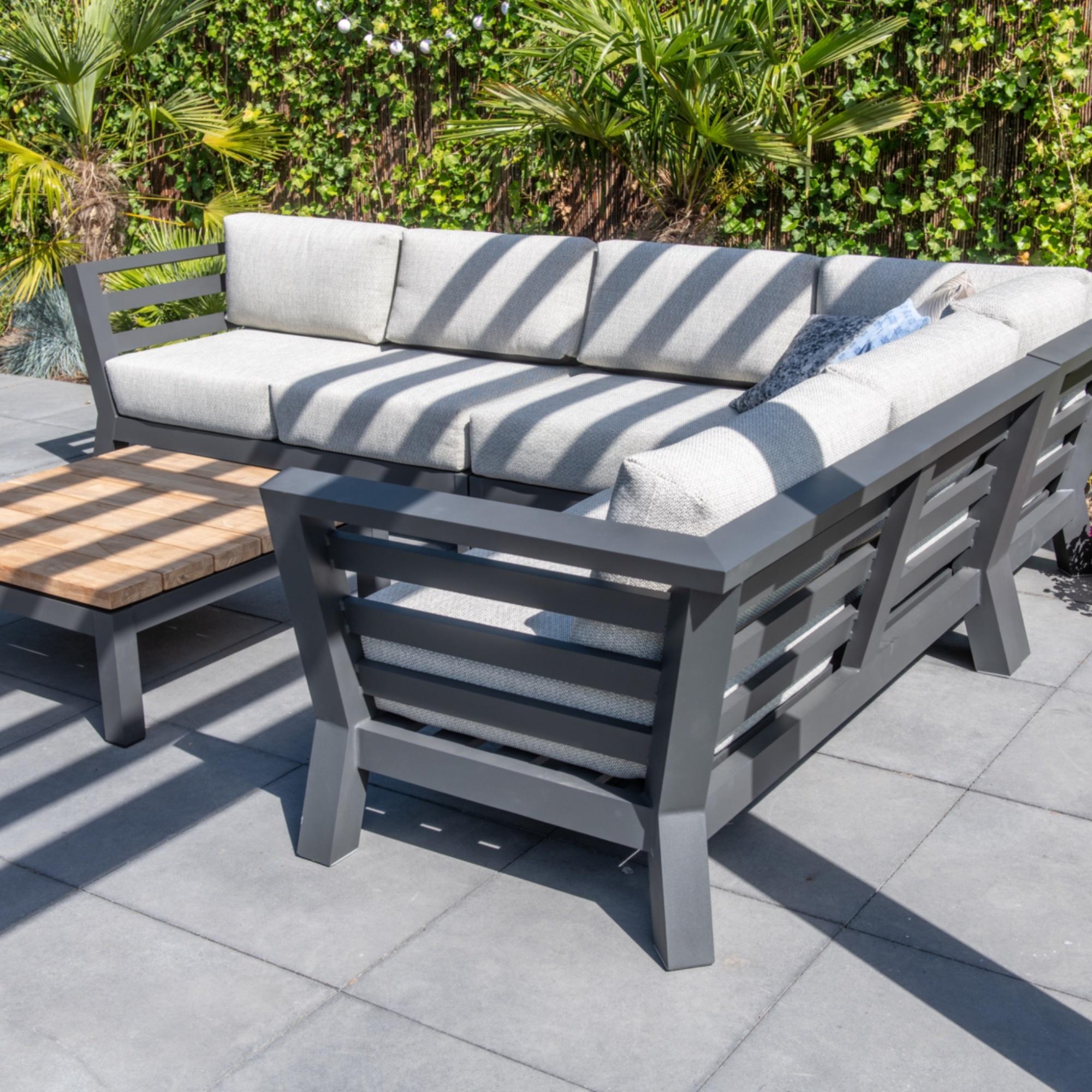 Cool 4 Seasons Outdoor Meteor Loungeset Short Links Chair Design For Home Short Linksinfo