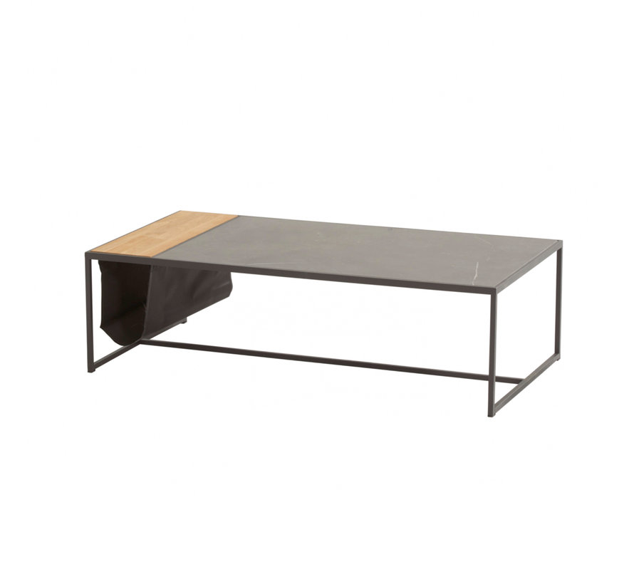 4 Seasons Outdoor Atlas koffietafel 122x62cm