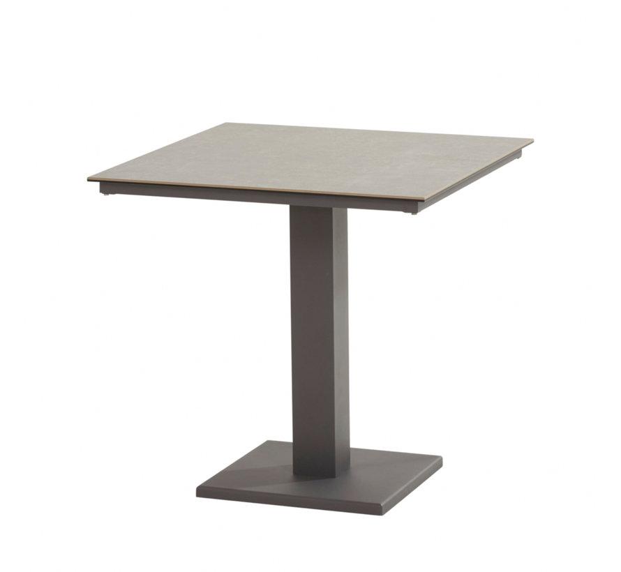 4 Seasons Outdoor Titan tafel 75x75cm Ceramic