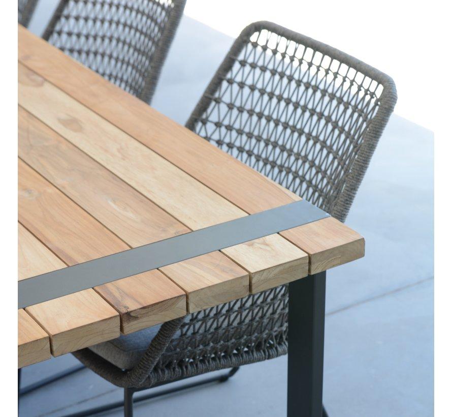 4 Seasons Outdoor Alto tafel 240cm