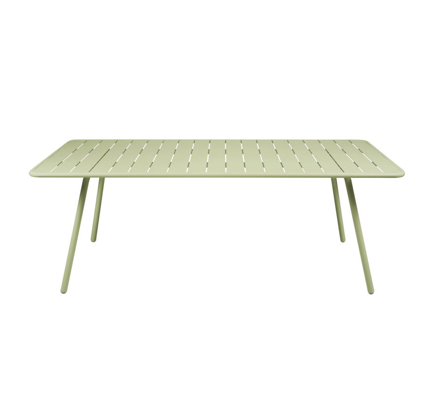 Fermob luxembourg tafel 207x100cm