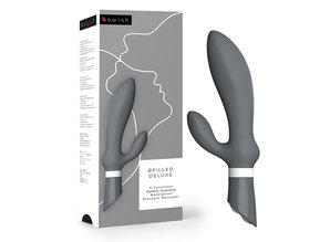 B Swish B Swish - bfilled Deluxe Prostaat Massager Grijs
