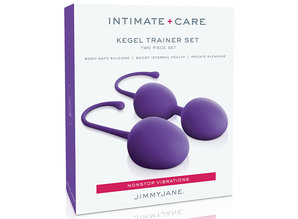 Jimmyjane Jimmyjane - Intimate Care Kegel Trainer Set Paars