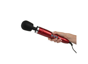 Doxy Doxy - Die Cast Wand Massager Rood