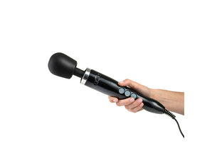 Doxy Doxy - Die Cast Wand Massager Zwart