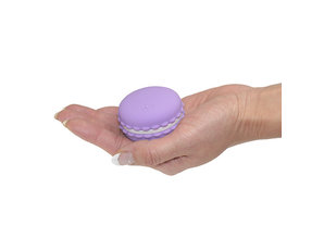 Kawaii Kawaii - Macaroon Massager Blackcurrant Violet
