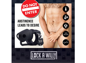 Lock-a-Willy Lock-a-Willy