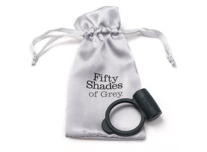 Fifty Shades of Grey Fifty Shades of Grey - Vibrerende Liefdesring