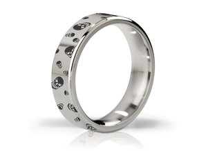 Mystim Mystim - His Ringness Duke Polished & Engraved 55mm