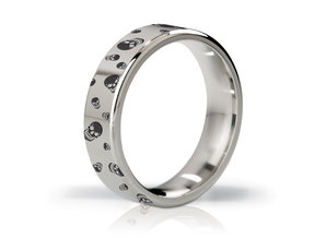 Mystim Mystim - His Ringness Duke Polished & Engraved 51mm