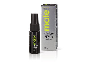 Male! Male - Delay Spray Cooling 15 ml