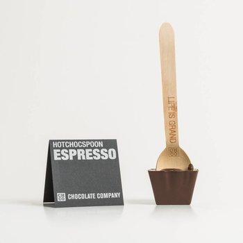 - HOTCHOCSPOON espresso (zartbitter)