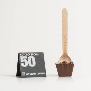 - HOTCHOCSPOON 50% (milch)