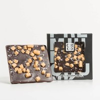 - BAR salty caramel (dark)